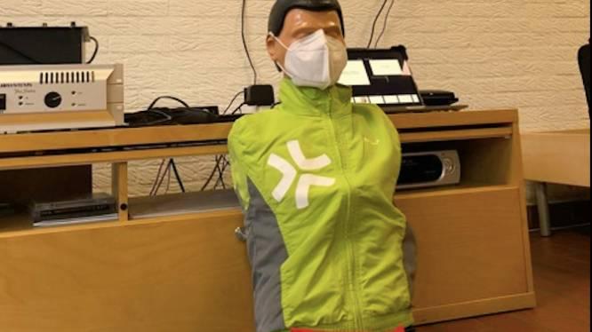 Coronaveilig reanimeren doe je met een AED toestel
