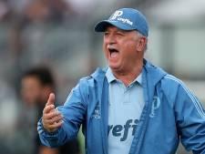 Scolari: Colombia heeft me benaderd voor rol als bondscoach