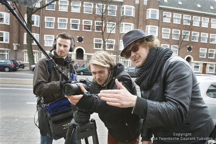 De documentaire die Dennis Alink maakt over Herman Brood wordt zaterdag 19 november voor het eerst gedraaid tijdens het IDFA-festival in Amsterdam.