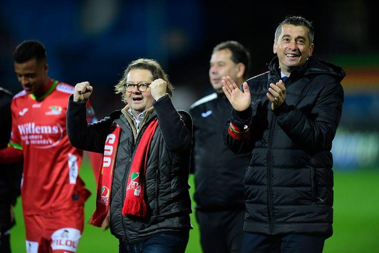 Een grijs seizoen voor Marc Coucke en KV Oostende dreigt.