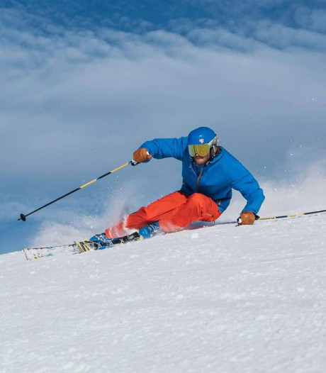 Tom Heezius uit Eindhoven bij wereldtop skileraren