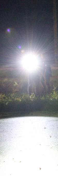 Brandweer rukt uit voor drenkeling, maar vindt alleen 'natte voetjes op de stoep'