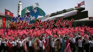Mislukte raketlancering in Noord-Korea