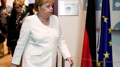 """Duitsland enige EU-lidstaat die zich onthield bij voordracht Ursula von der Leyen: """"Onenigheid"""""""