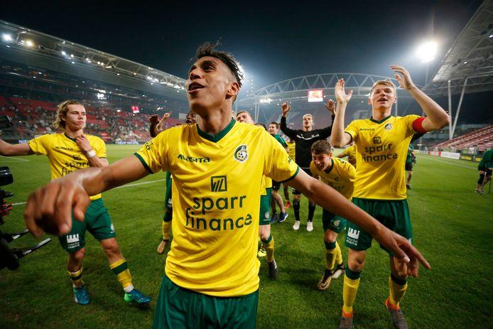 Fortuna Sittard promoveerde afgelopen seizoen vanuit de Jupiler League