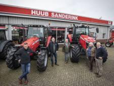 Echtpaar Sanderink uit Ootmarsum stopt na 41 jaar met landbouwmechanisatiebedrijf
