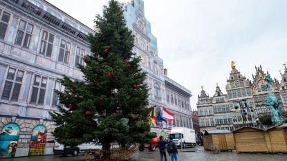 600 koorzangers openen Winter in Antwerpen