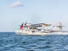 Uiterste poging om 'Lelystadse'  Catalina in Nederland te houden