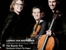 Van Baerle Trio geeft zich vol overgave over aan puur speelplezier