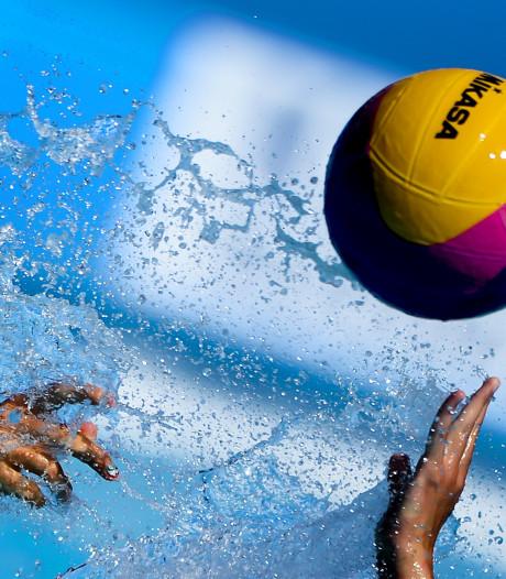 Zware nederlaag voor waterpoloteam in Hongarije
