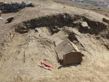 Griekse tombes van 3400 jaar oud gevonden