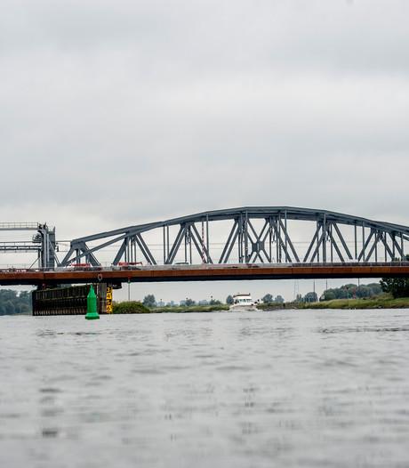 Stremming IJsselbrug Zutphen opgeheven