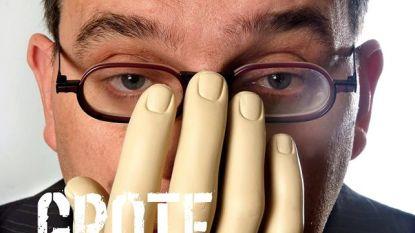 Woensdag 10 oktober in CC Lokeren: De Grote Raf Coppens Verkiezingsshow
