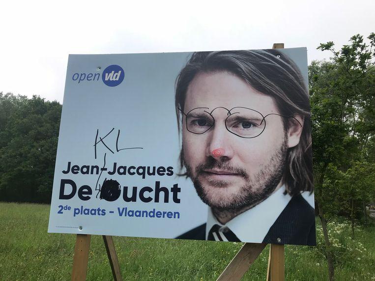 Jean-Jacques De Gucht. Na enkele 'aanpassingen' Jean-Jacques De Klucht.