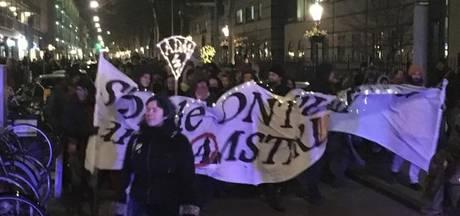 ADM'ers doen met demonstratie ultieme poging tot voortbestaan