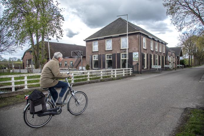 Archieffoto van de Bierton in Zwolle.