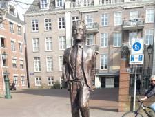 Nieuw beeld in Wageningen, het Landbouwertje, opvolger van De Zaaier