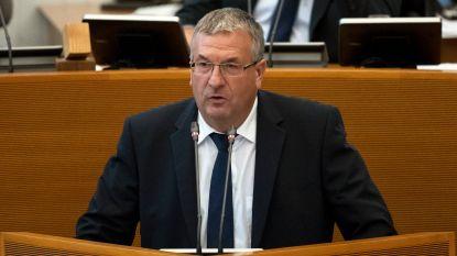"""MR-politicus Pierre-Yves Jeholet vraagt PS om """"positie te verduidelijken"""" na uitspraken De Wever"""
