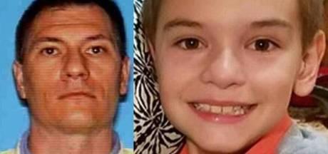 Politie doodt vader die echtgenote vermoordde en zoon ontvoerde