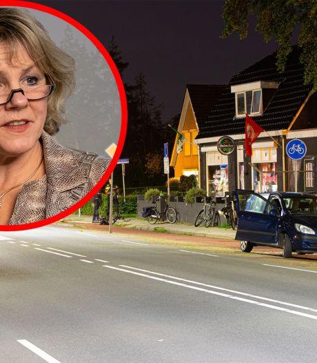 Steekpartij Wezep is abrupt einde van vakantie burgemeester: 'Hier schrik ik van, dit is een bijzonder heftig incident'