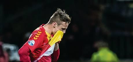 Marcel Ritzmaier opnieuw  richting de uitgang bij PSV