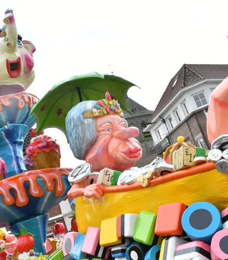 Twentse vuist tegen veel te hoge geluidsvolumes op carnavalswagens