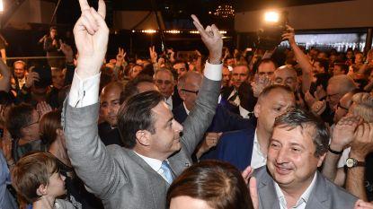 Bart De Wever wint ruim in de voorkeurstemmen
