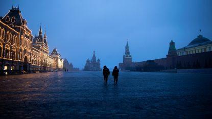 Voor het eerst meer dan duizend nieuwe coronagevallen in Rusland in 24 uur tijd