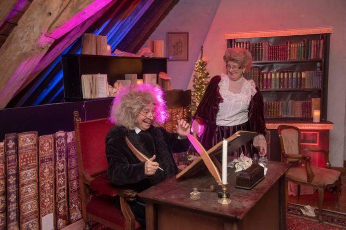 Het evenement Kerstmagie is op zoek naar vrijwilligers