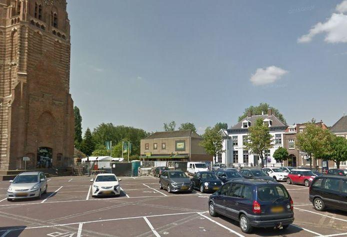 Petrus Dondersplein in Sint-Michielsgestel.