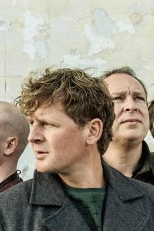 Racoon geeft concert in paleistuin Soestdijk