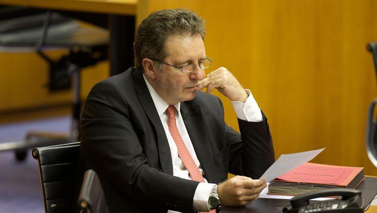 Brussels minister-president Rudi Vervoort (PS)