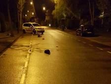 Politie vindt dode dieren op straat in Oegstgeest