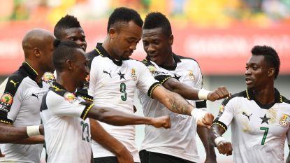 Ghana zeker van kwartfinales na kleine zege tegen Mali, geen hoofdrollen voor Acheampong en Coulibaly