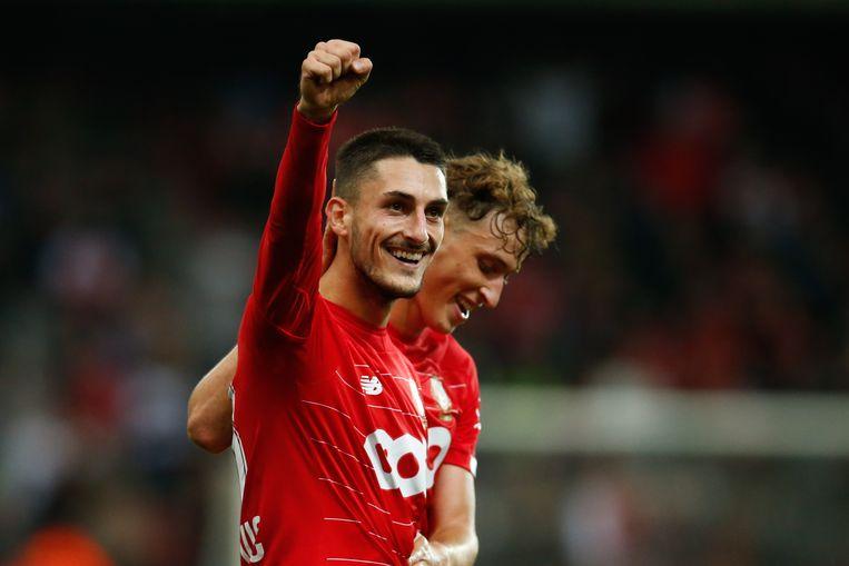 Boljevic was met twee goals de gevierde man.