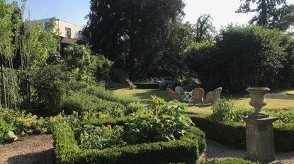 Bezoek exclusief de tuin van de notaris tijdens Open Monumentendag