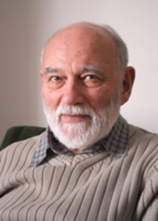 De heer W.A. (Willem) Spann (86), wonende te Tilburg.