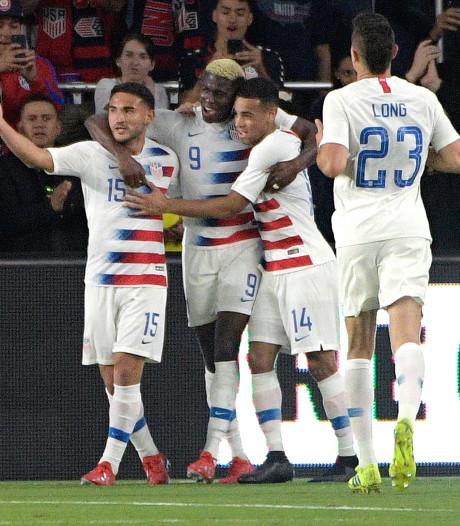 Berhalter blijft winnen met Verenigde Staten
