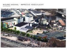 Nieuwe Kaaihal kan, als ook de gemeente Den Bosch dat wil