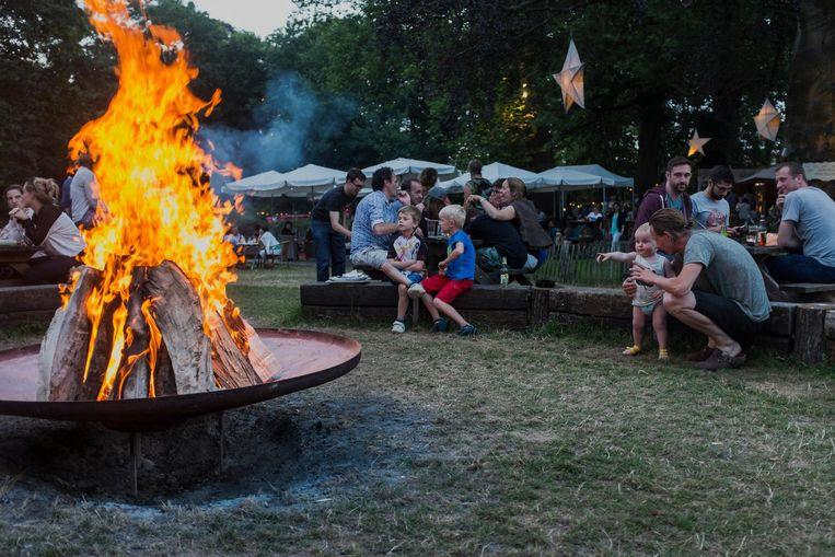Kampvuur, lichtjes en gezelligheid: dit jaar van 24 juli tot 20 augustus.
