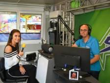 Miss België bezoekt Meifoor én foorradio
