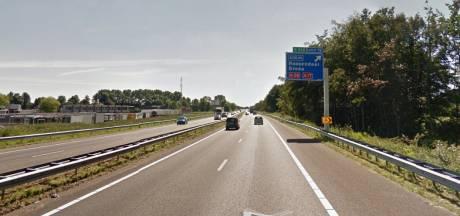 A17 dit weekend dicht tussen De Stok en Noordhoek, ook komende week afsluitingen