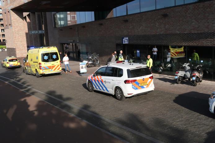 Steekpartij station Breda