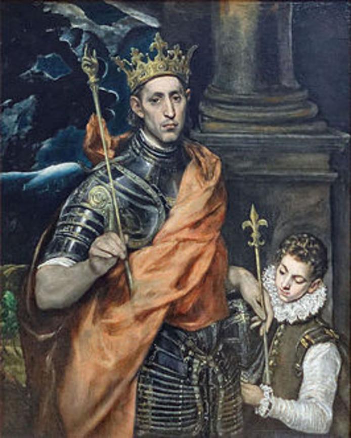 Lodewijk IX.
