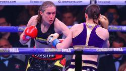 """""""Verkocht"""": onze vrouw in New York zag hoe het boksen zich (alweer) geen dienst bewees"""