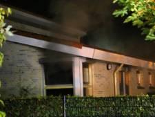 Woning op Losserhof korte tijd ontruimd wegens brand