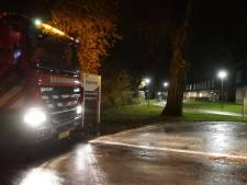 Zorginstelling in Eefde ontruimd na brand op kamer van bewoner