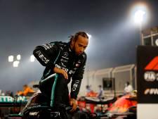 Hamilton test positief op corona en mist na 265 races op rij voor het eerst een GP