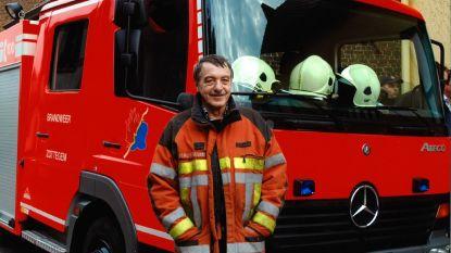 Brandweerzone Vlaamse Ardennen rouwt om ere-luitenant Willy De Vijlder