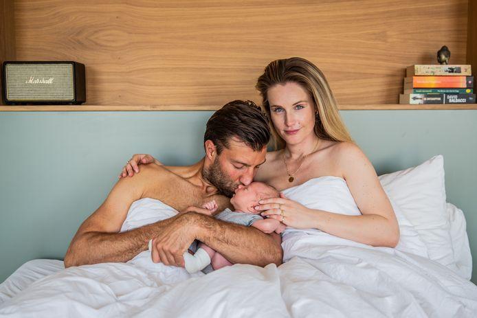 Al tijdens haar zwangerschap had Marith Iedema een boodschap aan haar ongeboren zoon: de seks blijft.